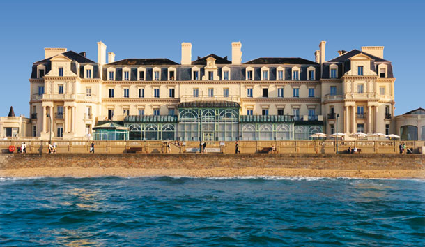 Grand hotel des Thermes de Saint-Malo